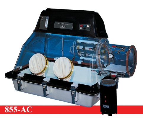 855 Series, Controlled Atmosphere / Anaerobic Chamber