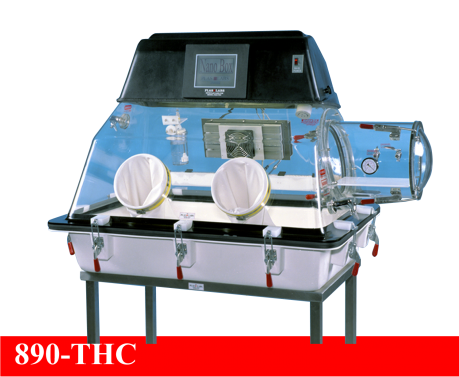 890-THC, Temperature & Humidity Controlled Glove Box