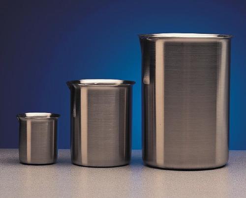B0320 Series Stainless Steel Beakers Polar Ware 125b 250b