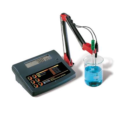 ph210 ph bench meter for quality control applications hanna instruments ph 210. Black Bedroom Furniture Sets. Home Design Ideas