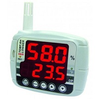 General Tools DTH184DL Precision Data Logging Thermo-Hygrometer General Tools /& Instruments
