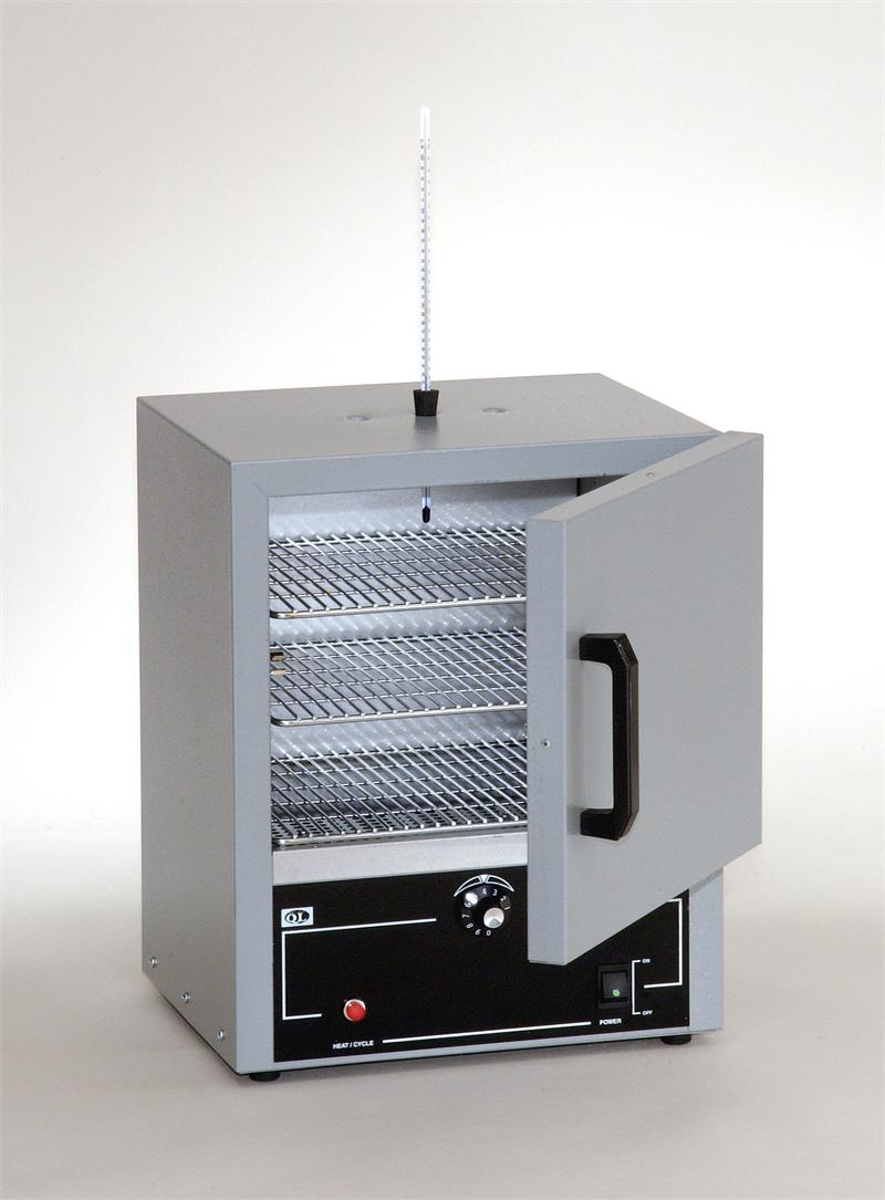 115V Quincy Lab 21-350ER Steel Bench Oven 7 Cubic feet Ramp and Soak Digital Controls