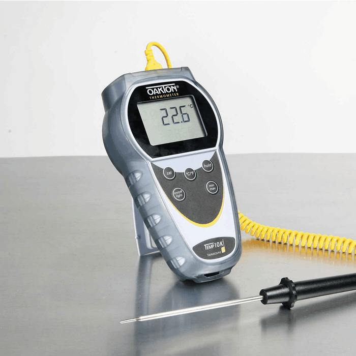 K=10.0 for 6 and 6 Series Meters Oakton Conductivity//Temp Probe