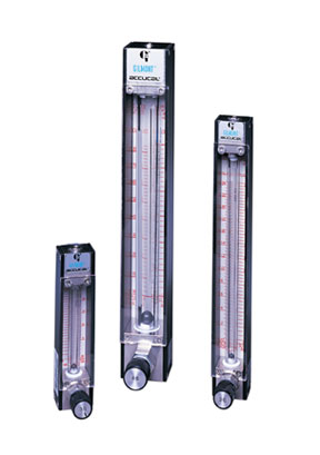 Gilmont Accucal 65mm Flowmeter Series