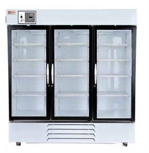 Thermo Fisher - Thermo Scientific MH72PA-GAEE-TS and MH72PA-GARE-TS Chromatography Triple Glass Door Refrigerator