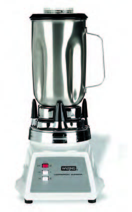 Blender Heavy Duty with Stainless Steel Container