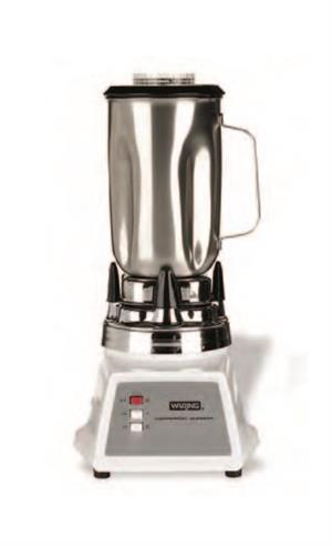 Waring 7009L Blender 1-Liter 2-Speed with Stainless Steel Container 120V