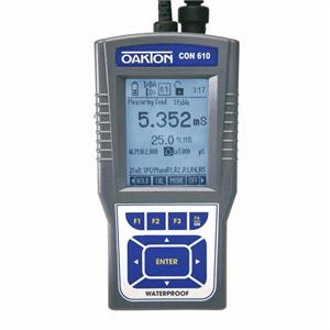 Oakton Waterproof CON 600 Series