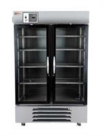 Thermo Fisher  - Thermo Scientific MH49SS-GAEE-TS and MH49SS-GARE-TS Chromatography Double Glass Door Refrigerator