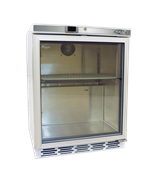 Auto Defrost Undercounter Refrigerator with Glass Door 115V Norlake NSPR041WMG/0